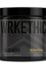 Wrkethic Hard Work Pre-Workout Twisted Citrus