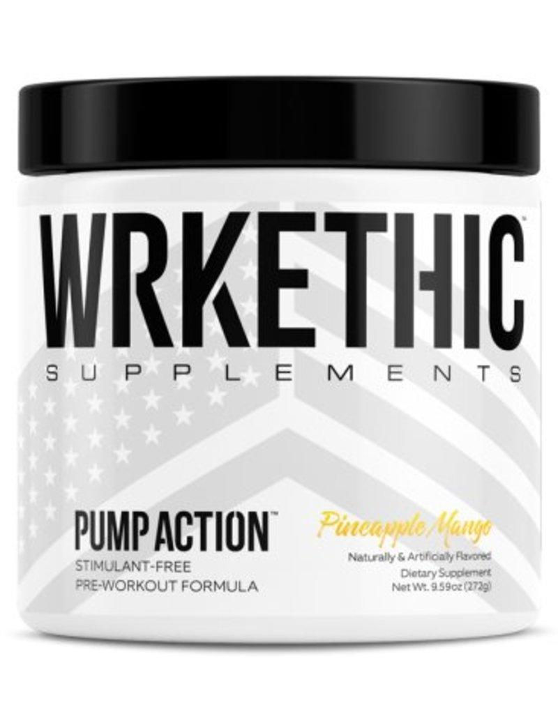 Wrkethic Pump Action Pineapple Mango