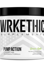 Wrkethic Pump Action Green Apple