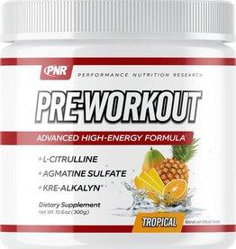 PNR Preworkout Tropical 30 servings