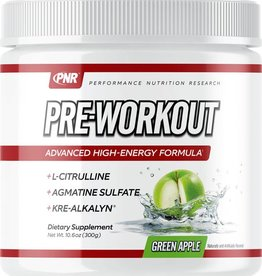 PNR Preworkout Apple 30 servings