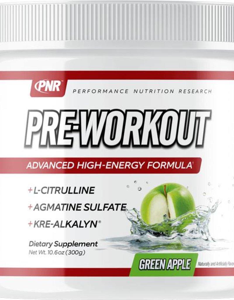 PNR Preworkout Apple 30 servings