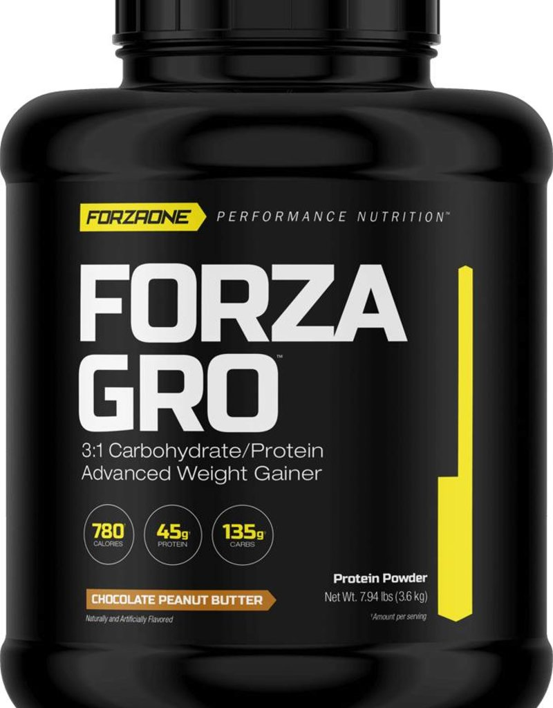 Forza Gro Chocolate Peanut Butter