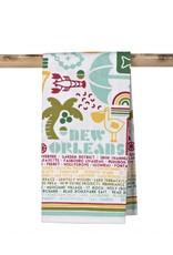 Kitchen Towel-N.O. Neighborhoods