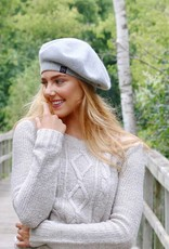 Pretty Simple French Cashmere Beret