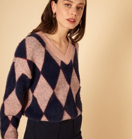 NADINA - LADIES KNITTED SWEATER