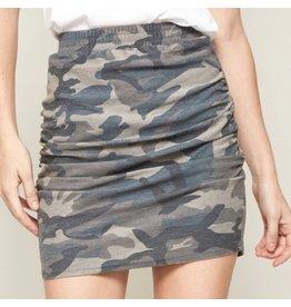 Promesa Camo Mini Skirt