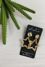 Candy Star Earrings