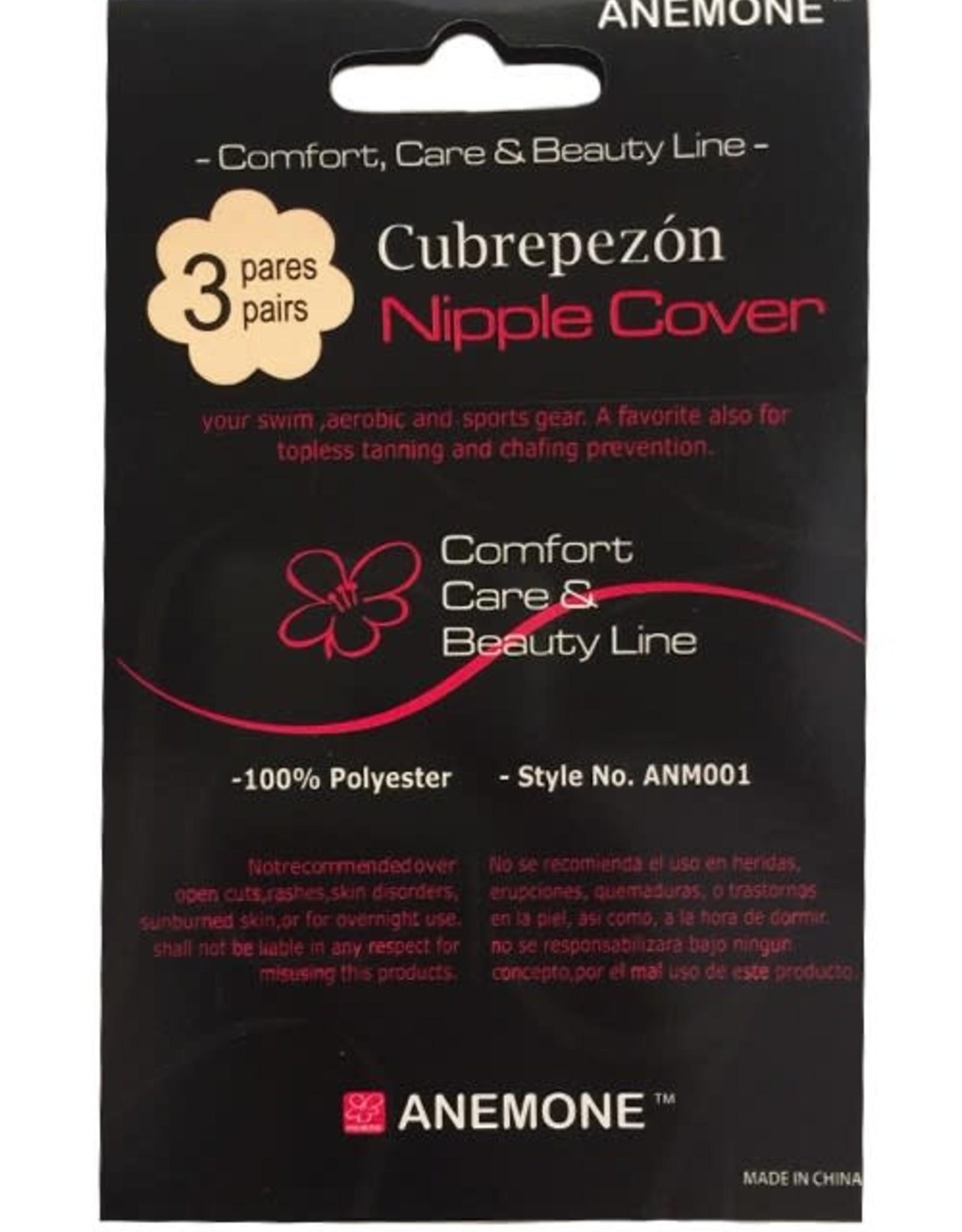 Anemone Adhesive nipple cover petals