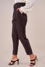 SugarLips Mickie High Waisted Corduroy Pants