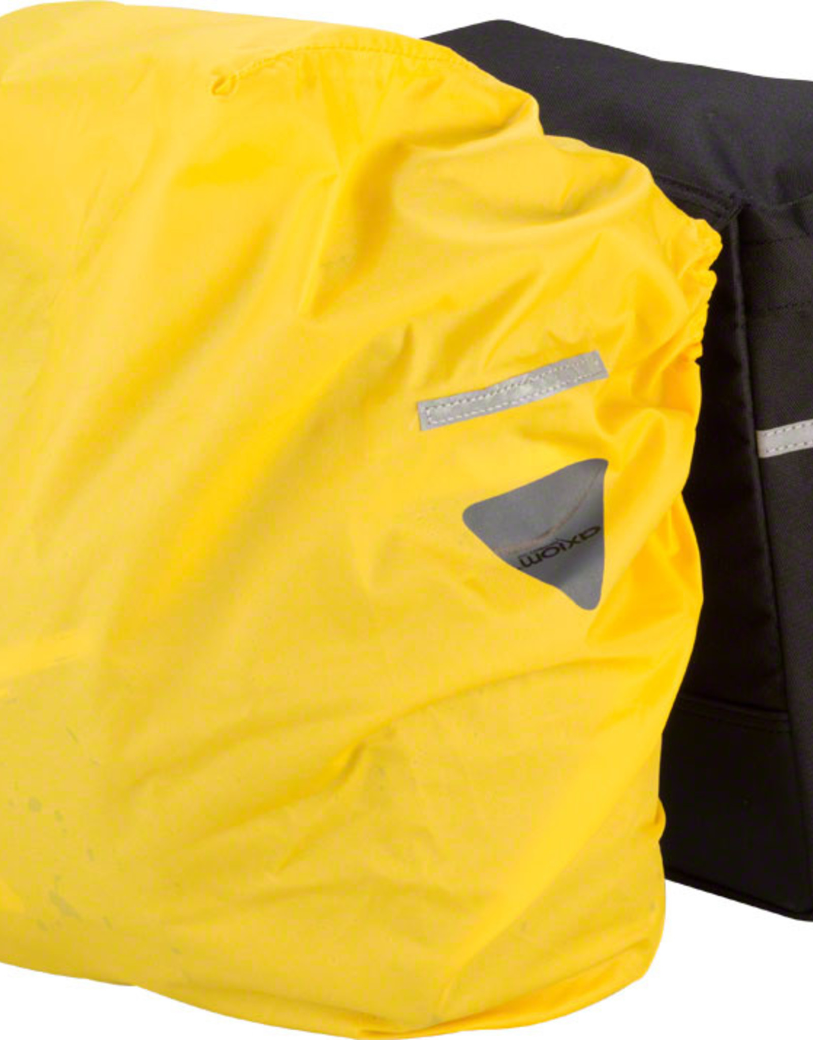 Axiom Axiom 45 Liter Pannier Rain Cover: Yellow