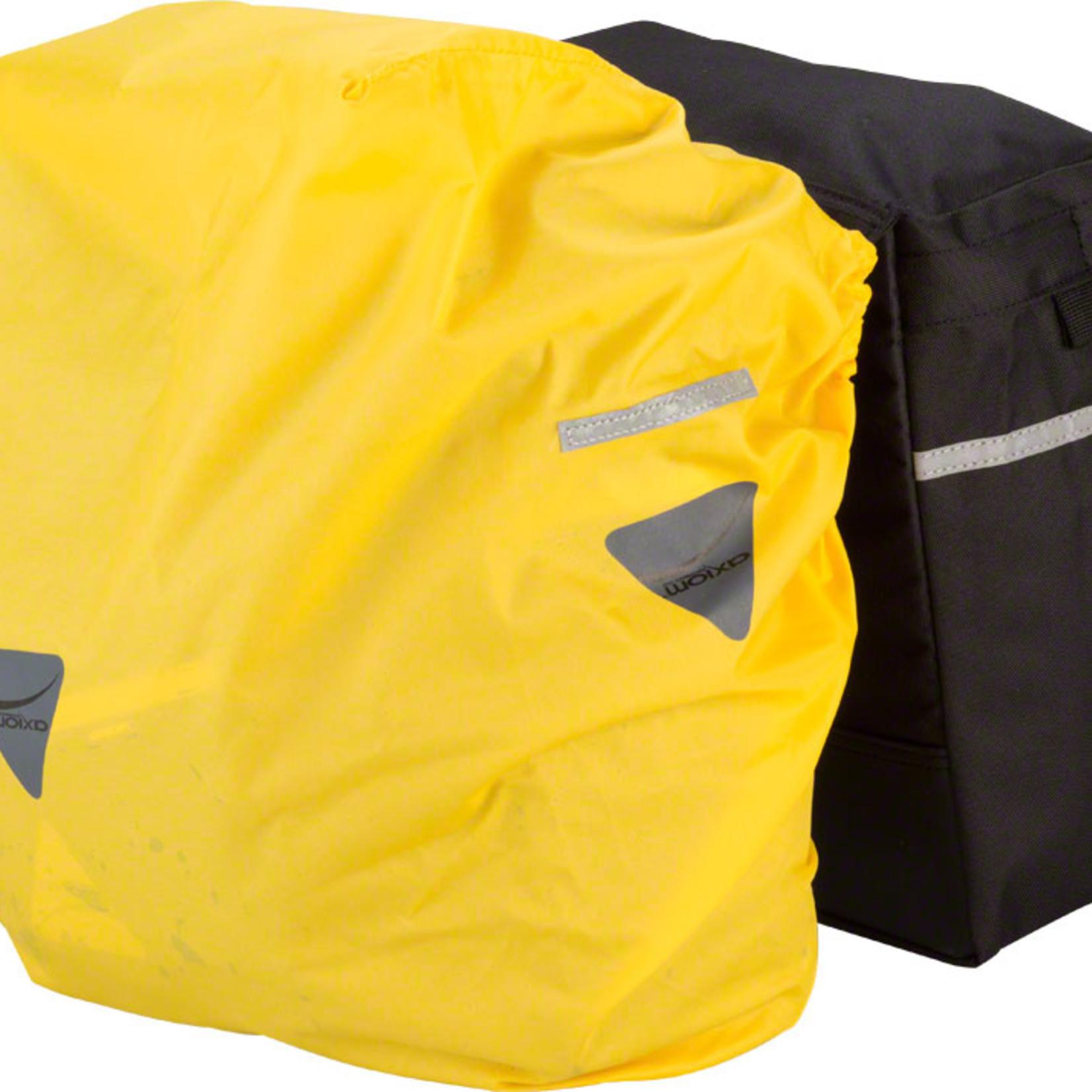 Axiom Axiom 45 Liter Pannier Rain Cover: Yellow