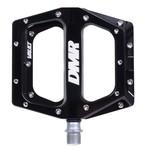 """DMR DMR Vault Pedals, 9/16"""" - Gloss Black"""