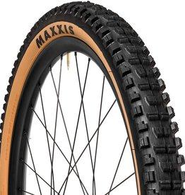 Maxxis Maxxis Minion DHF Tire - 29 x 2.5, Tubeless, Folding, Black/Tan, Dual, EXO, Wide Trail