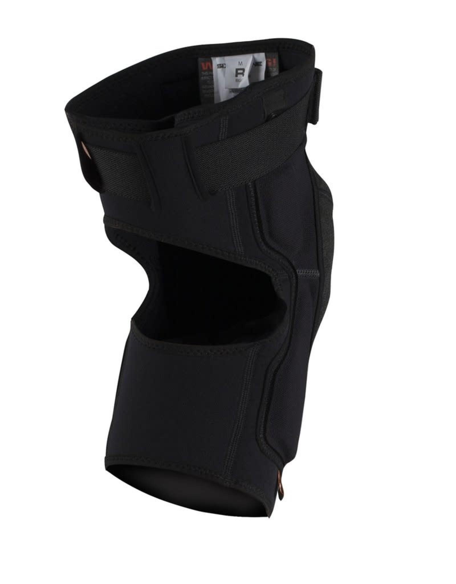 SixSixOne SixSixOne DBO Knee Guards, Black - L
