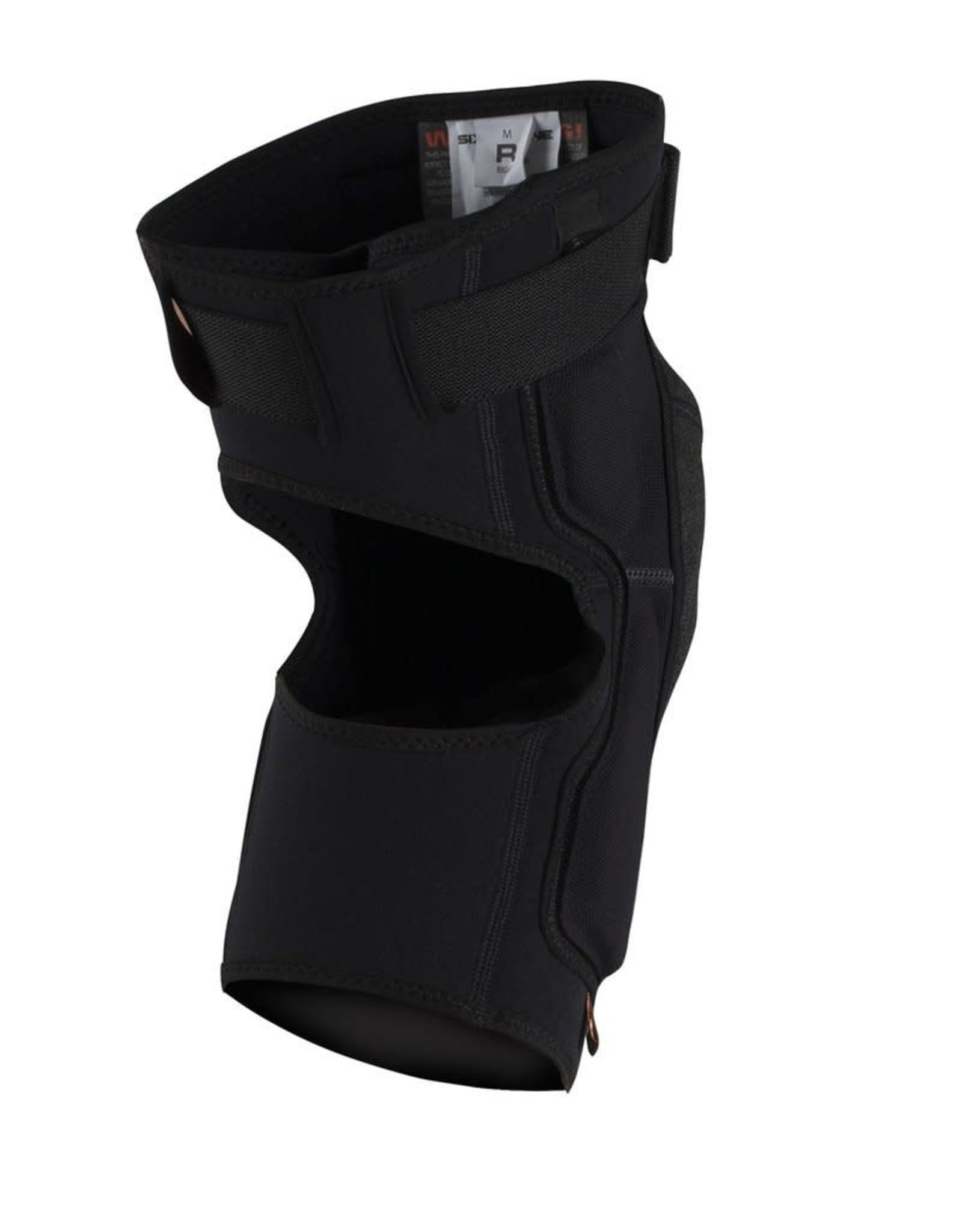 SixSixOne SixSixOne DBO Knee Guards, Black - S