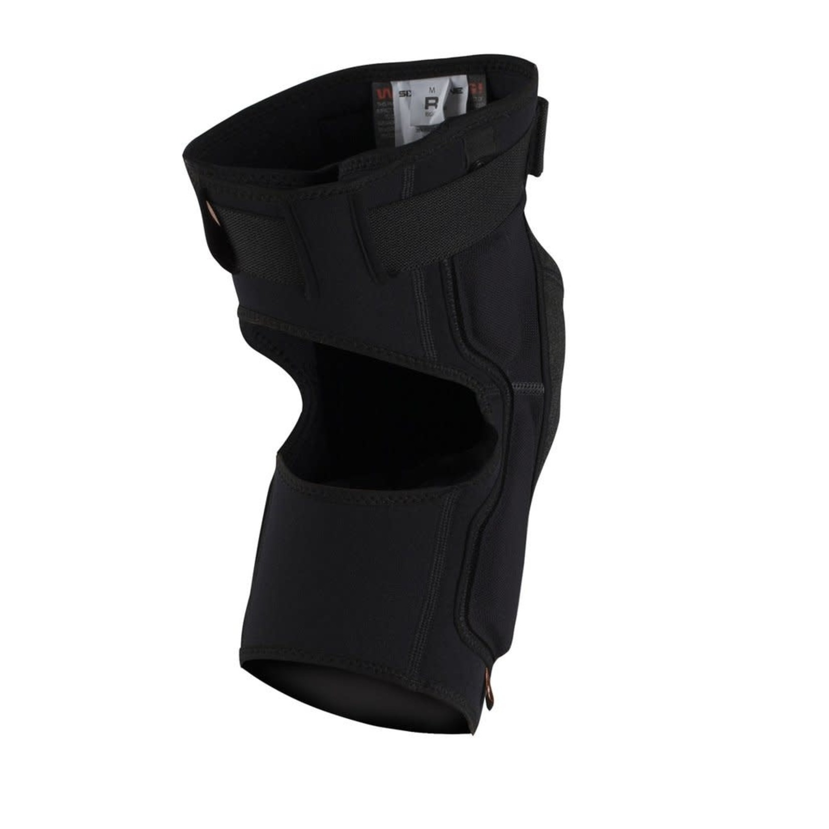 SixSixOne SixSixOne DBO Knee Guards, Black - S