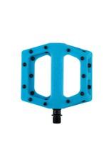 """DMR DMR V11 Pedals - Platform, Composite, 9/16"""", Blue"""
