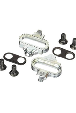 Shimano SM-SH56 CLEAT ASSEMBLY,PAIR W/O CLEAT NUTS,MULTI-RELEASE