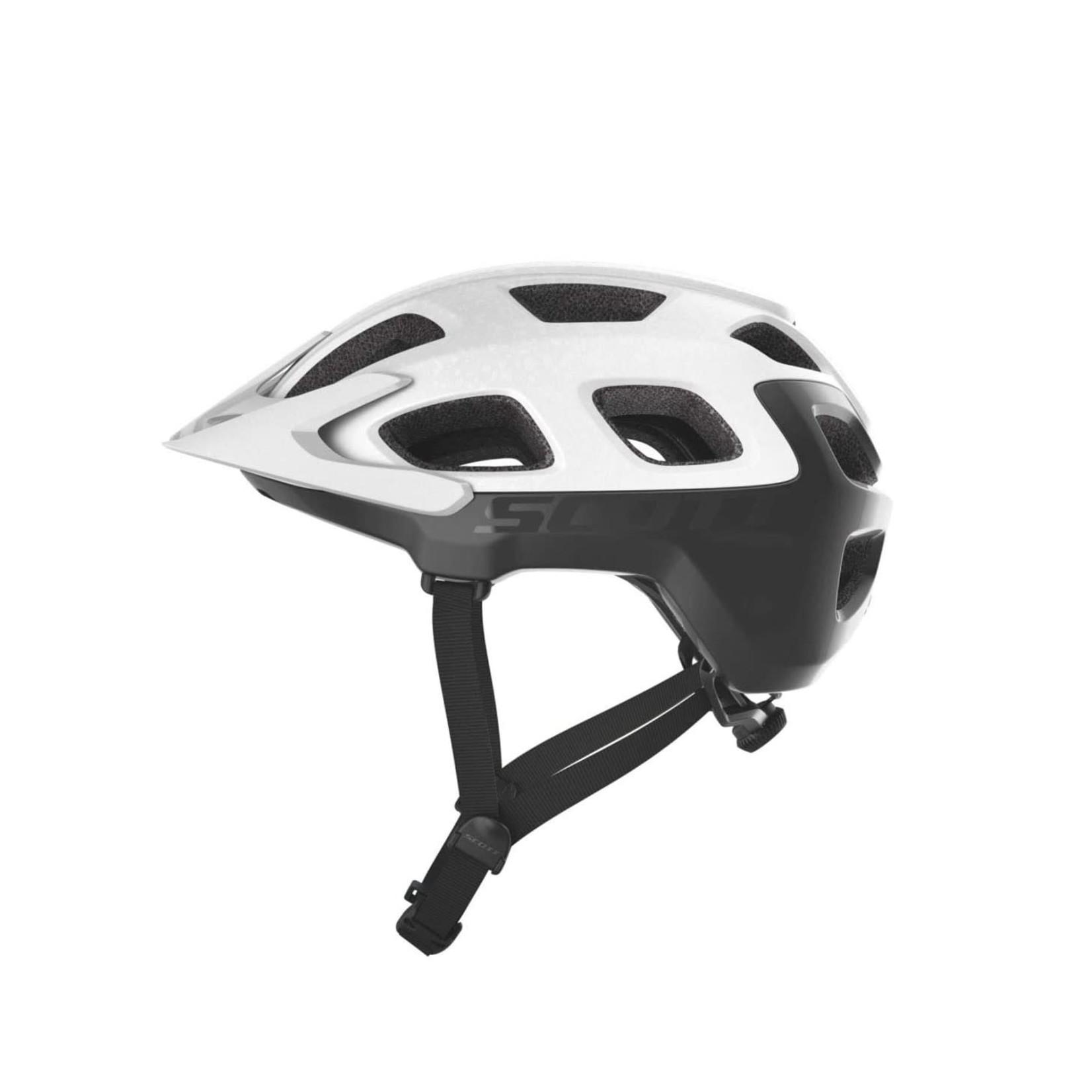 Scott Vivo Plus Helmet White/Black Large