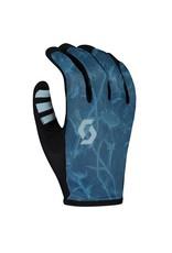 Scott Traction LF Glove Lunar Blue/Stream Blue XS