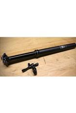 X-Fusion Manic Dropper Seatpost - 31.6mm, 150mm, Black