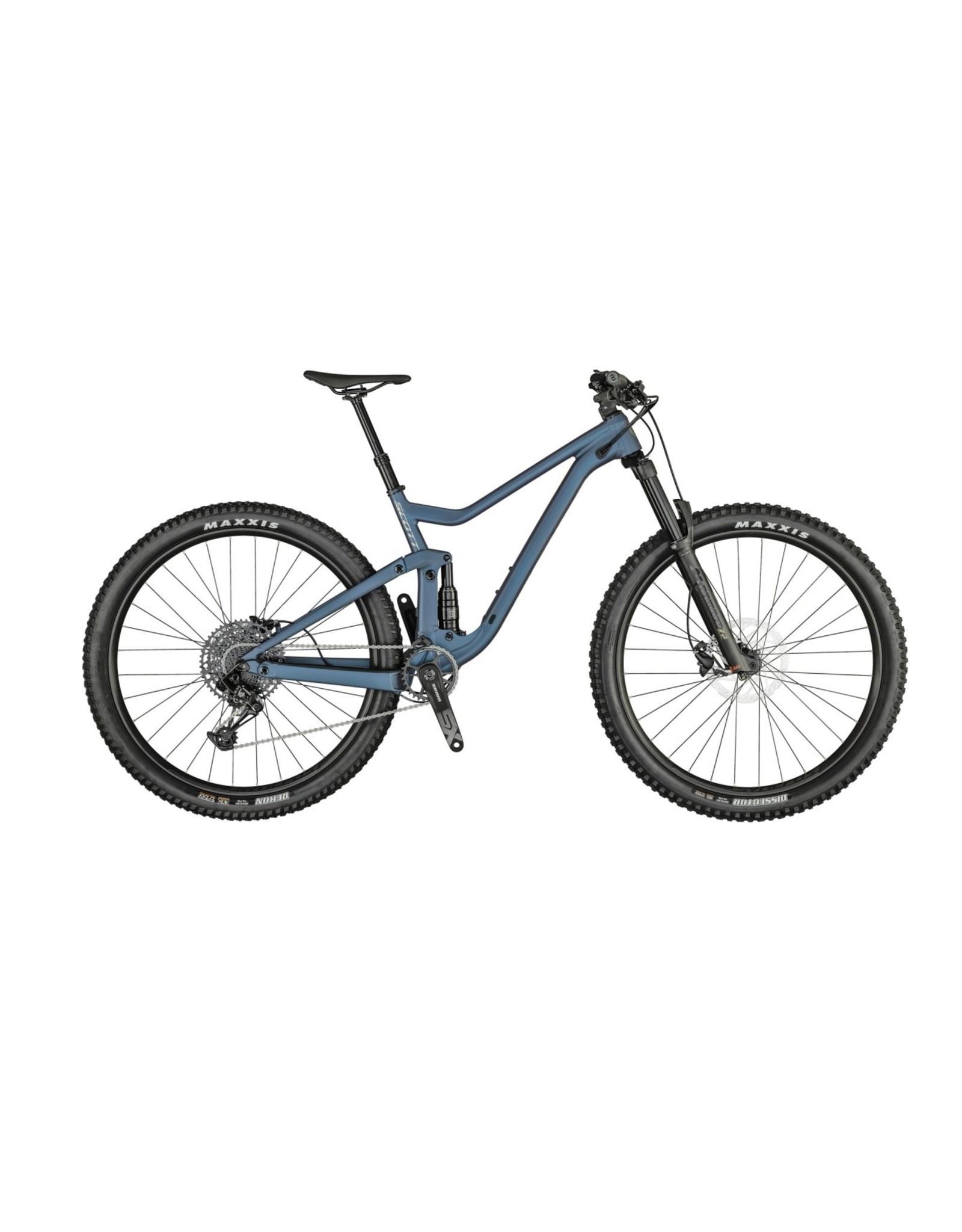 SCOTT BICYCLES SCOTT GENIUS 960 L BLUE