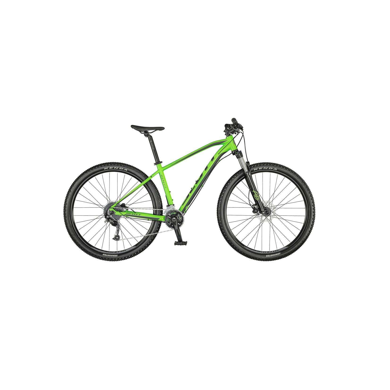Scott SCOTT Bike Aspect 950 Green Small