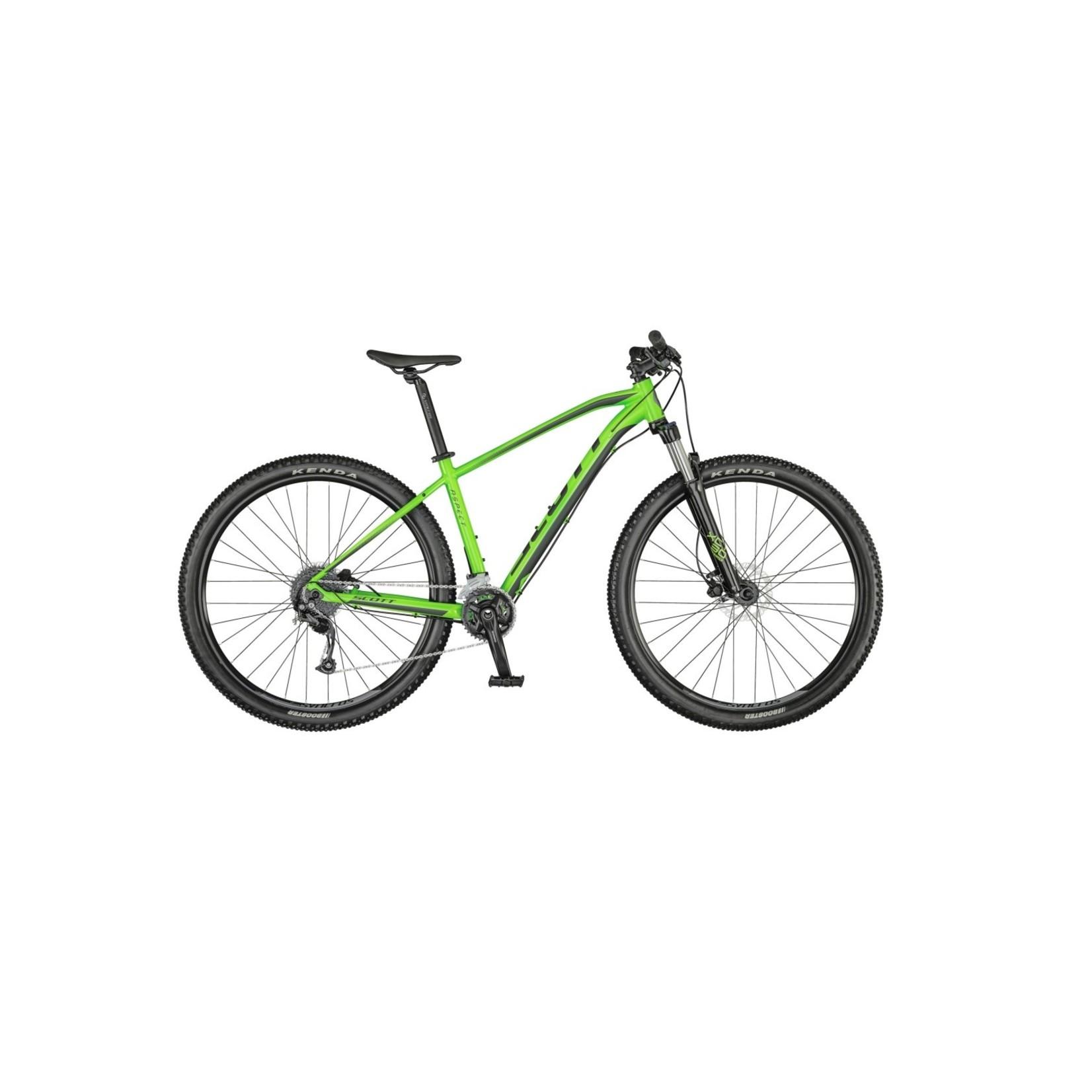Scott SCOTT Bike Aspect 950 Green XSMALL