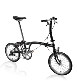 Brompton Brompton M Type Black Edition 2 Speed