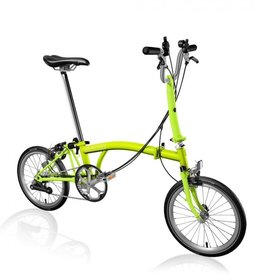 Brompton Brompton 2 speed Superlight Lime Green