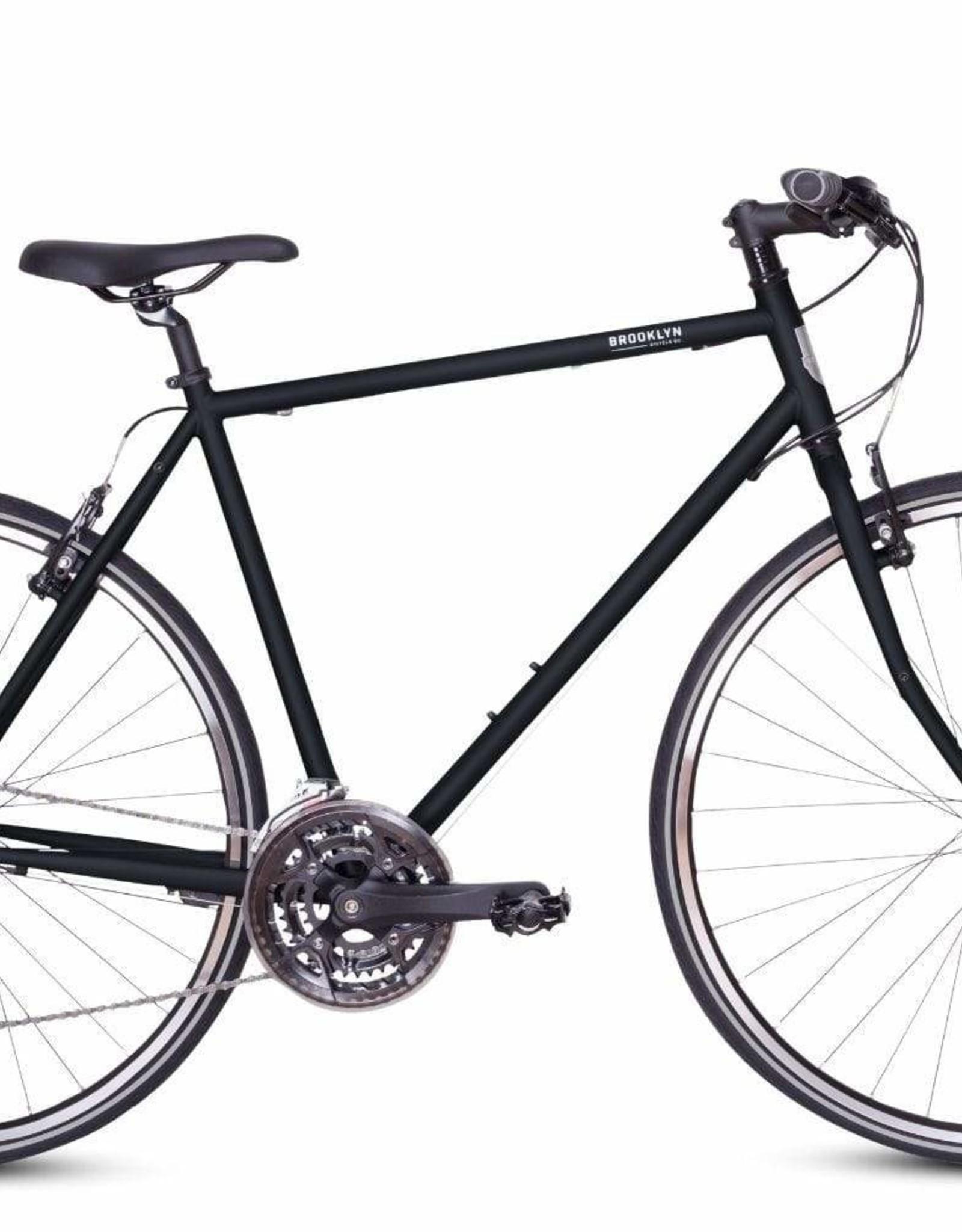 Brooklyn Bicycle Co Brooklyn Bikes Roebling Hybrid