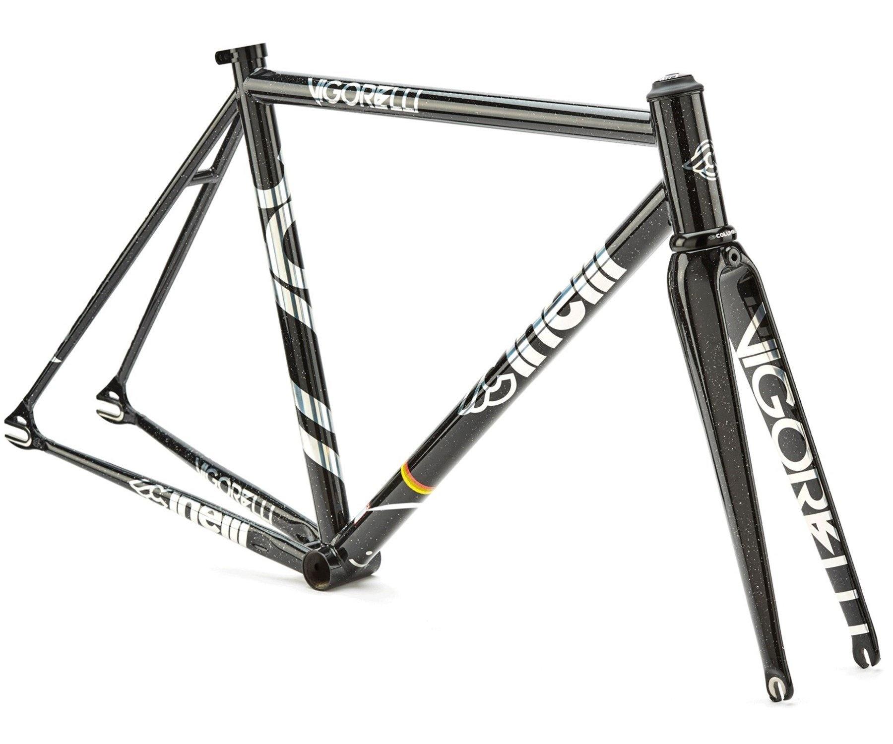 Cinelli Vigorelli Steel Track Frameset-1