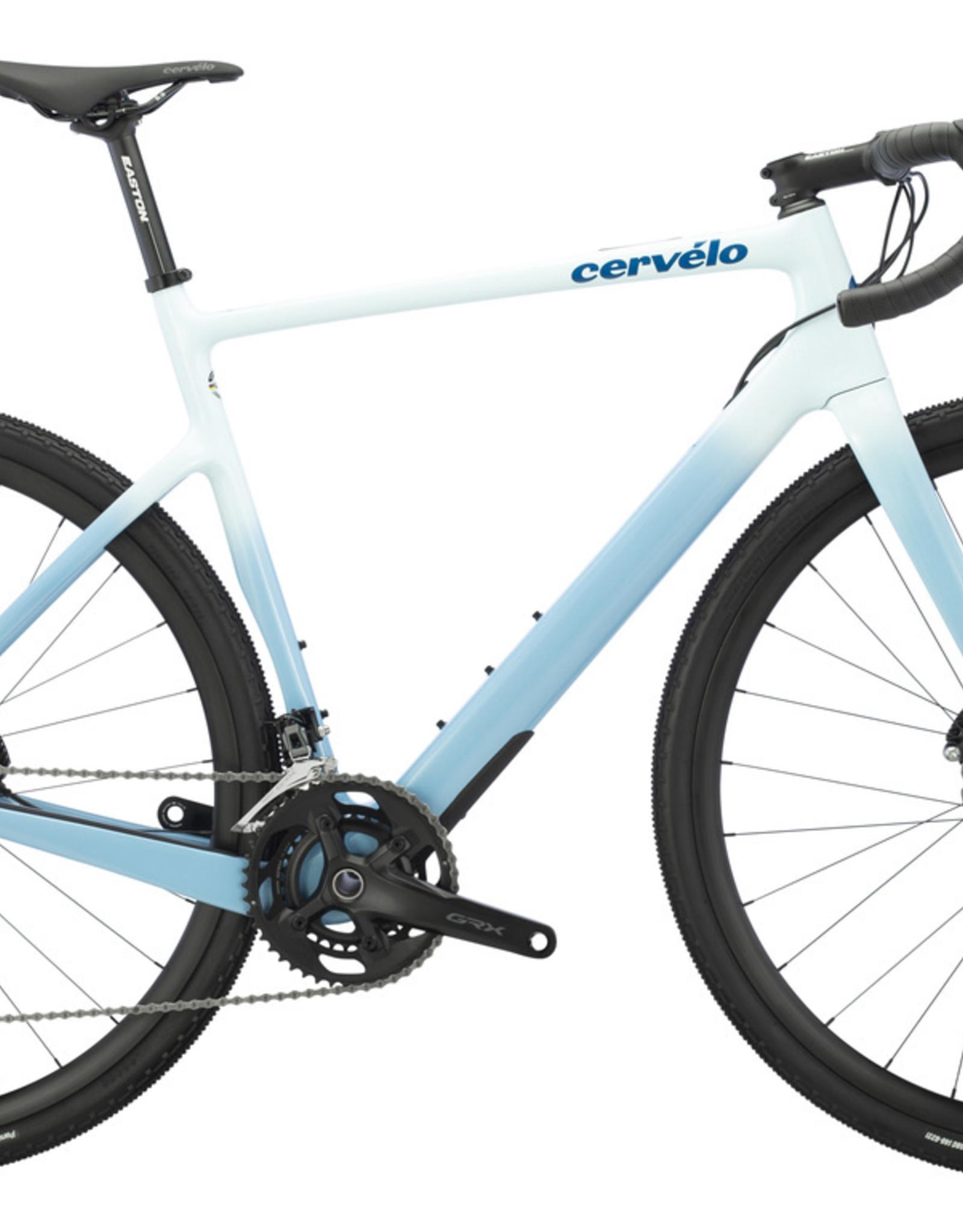 Cervelo CERVELO Aspero GRX RX600 54cm White/Blue