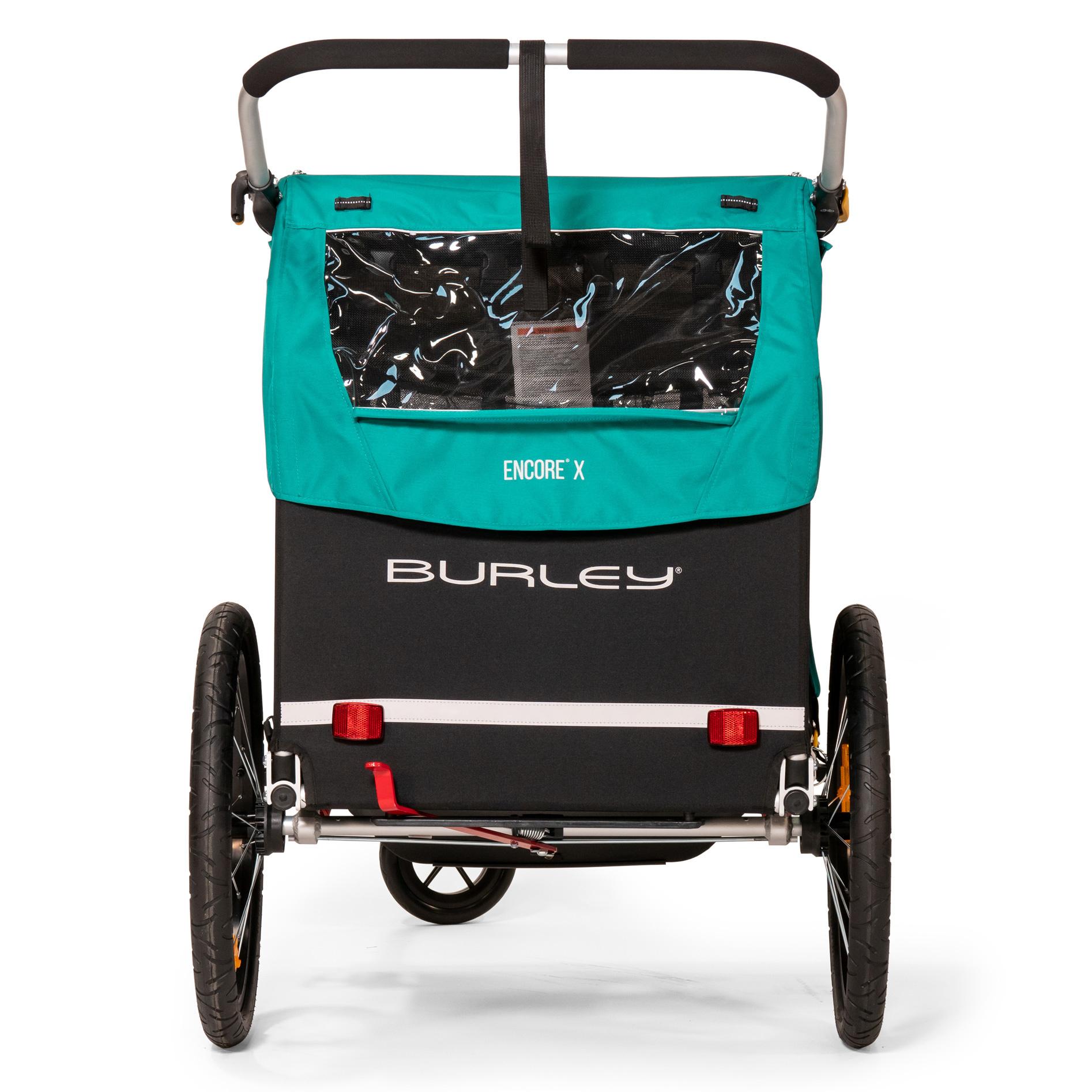 BURLEY Encore X Turqoise-2