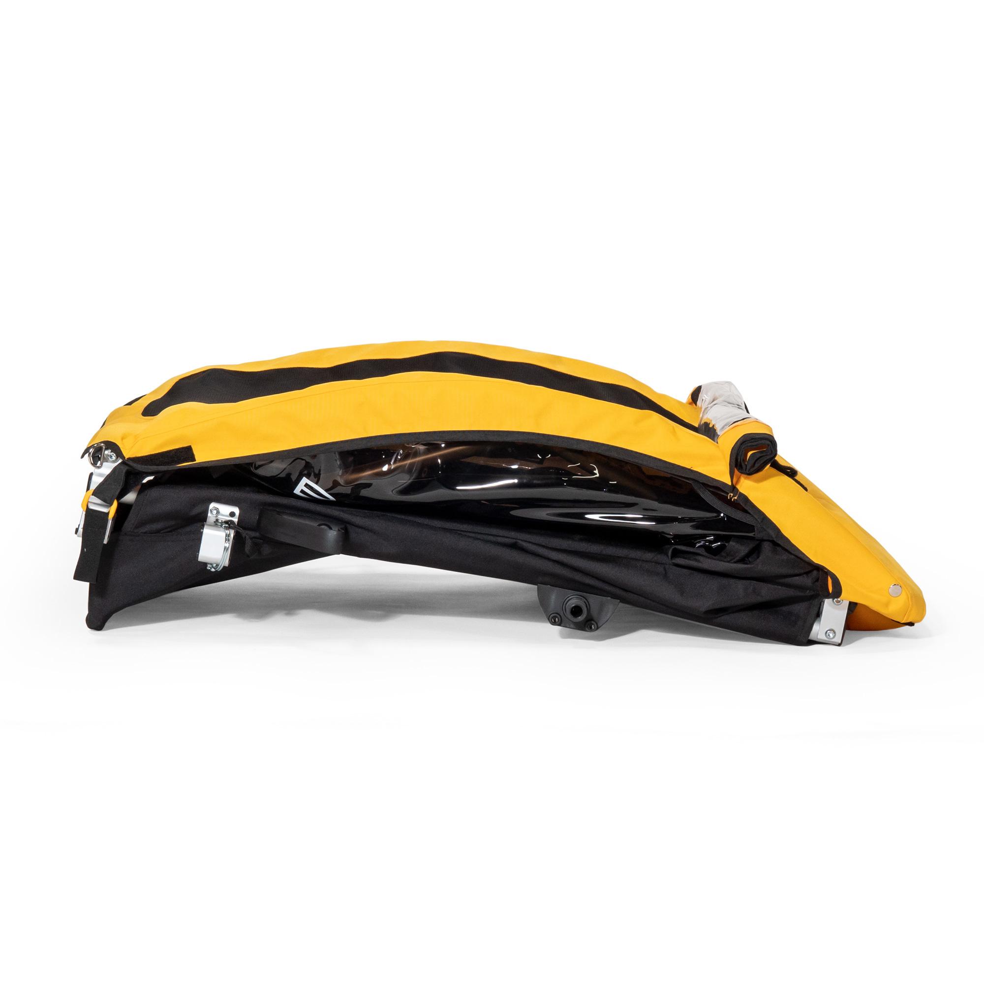 BURLEY Bee Yellow-5