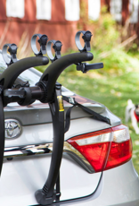 SARIS Saris Bones Trunk Rack: 2-Bike Black