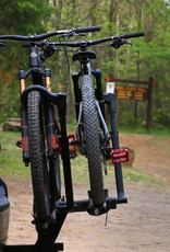 "Kuat Kuat NV 2.0 Base Hitch Bike Rack - 2-Bike, 2"" Receiver, Black"