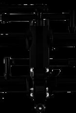 "Kuat Kuat NV 2.0 Hitch Bike Rack - 2-Bike, 2"" Receiver, Metallic Black/Ano Gray"