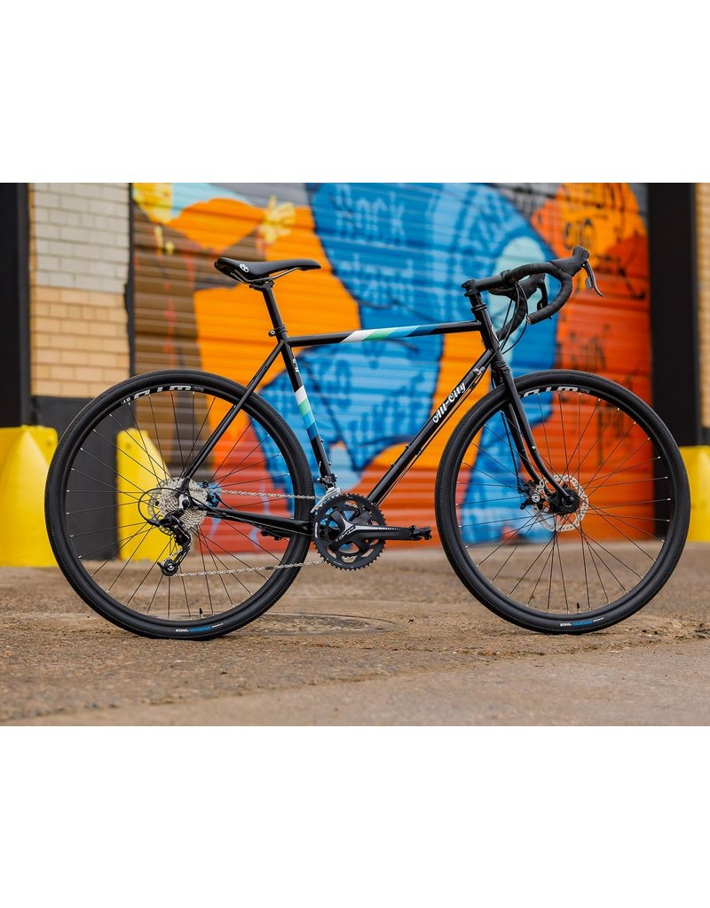 All-City All-City Space Horse Disc 700c Bike 49cm, Black