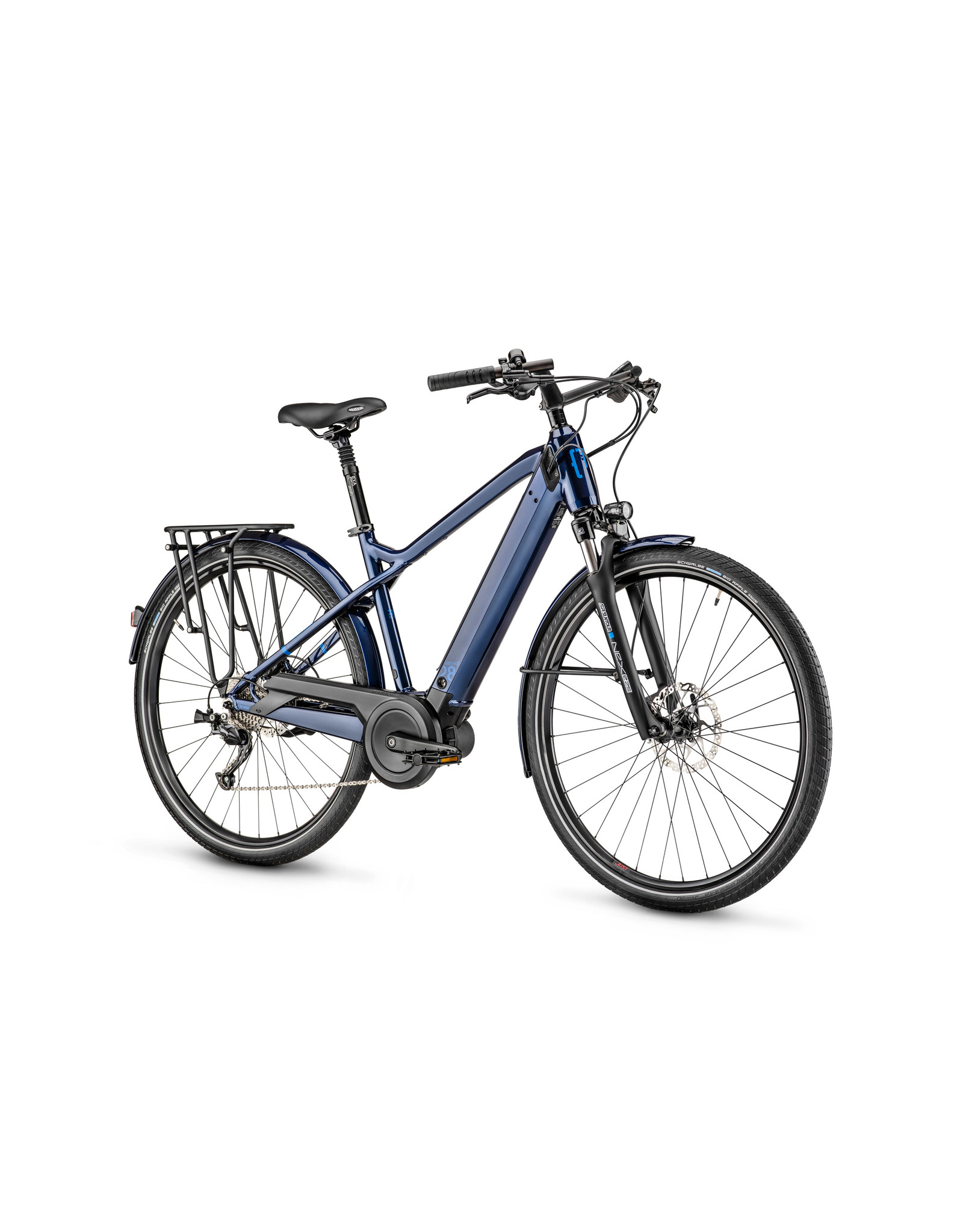 Moustache Moustache Samedi 28.2 500W Bike Blue Medium