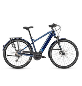 Moustache Moustache Samedi 28.2 500W Bike Blue Large