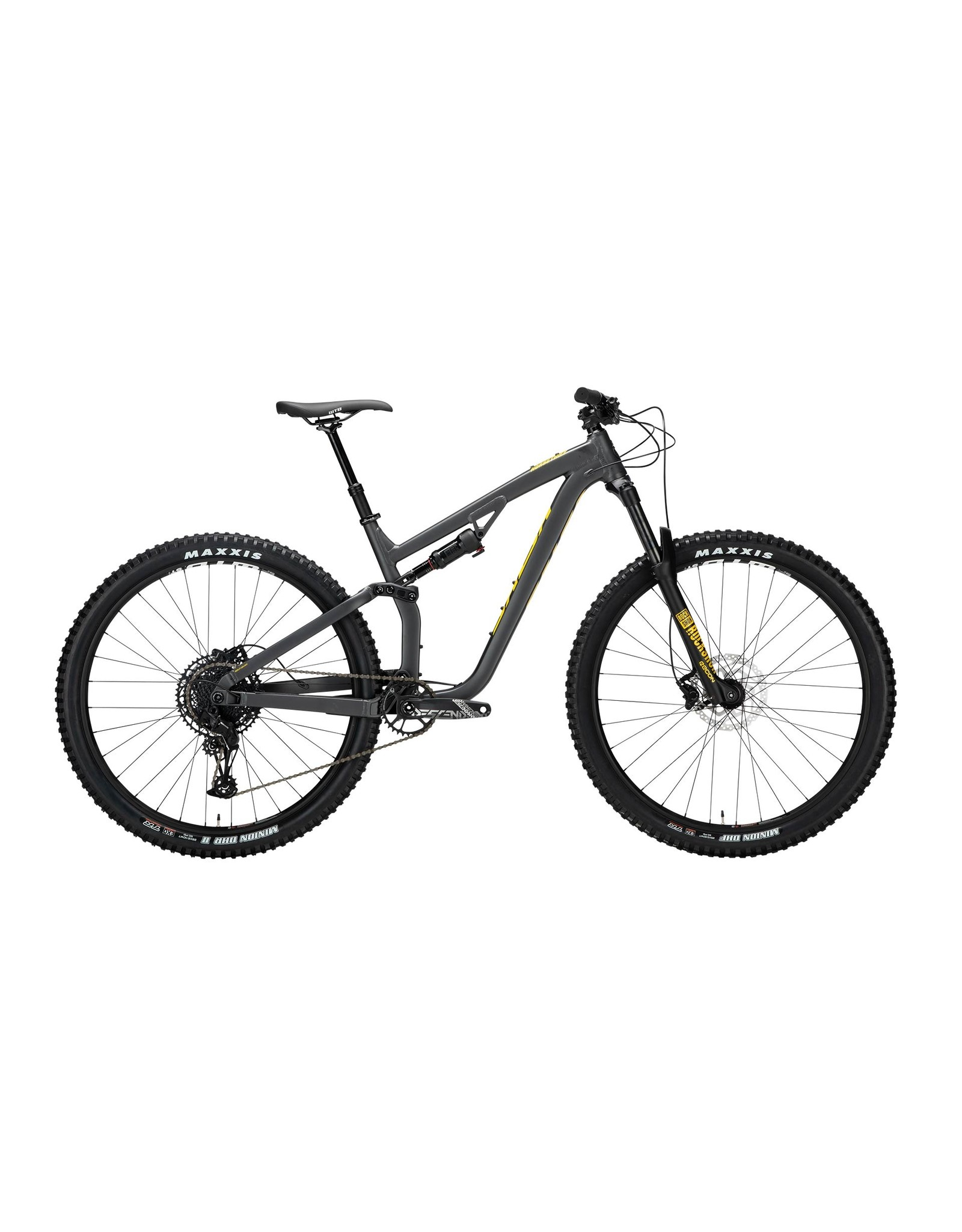 "Salsa Salsa Horsethief SX Bike - 29"", Aluminum, Medium, Dark Gray"