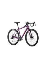 Salsa Salsa Journeyman Sora 650 Bike - 650b, Aluminum, Purple, 54cm