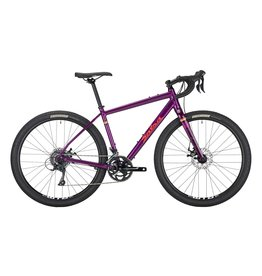 Salsa Salsa Journeyman Sora 650 Bike - 650b, Aluminum, Purple, 55.5cm