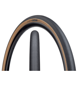 Teravail Teravail Rampart Tire - 700 x 42, Tubeless, Folding, Tan, Light and Supple