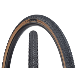 Teravail Teravail Cannonball Tire 650b x 47 Light and Supple, Tubeless-Ready, Tan
