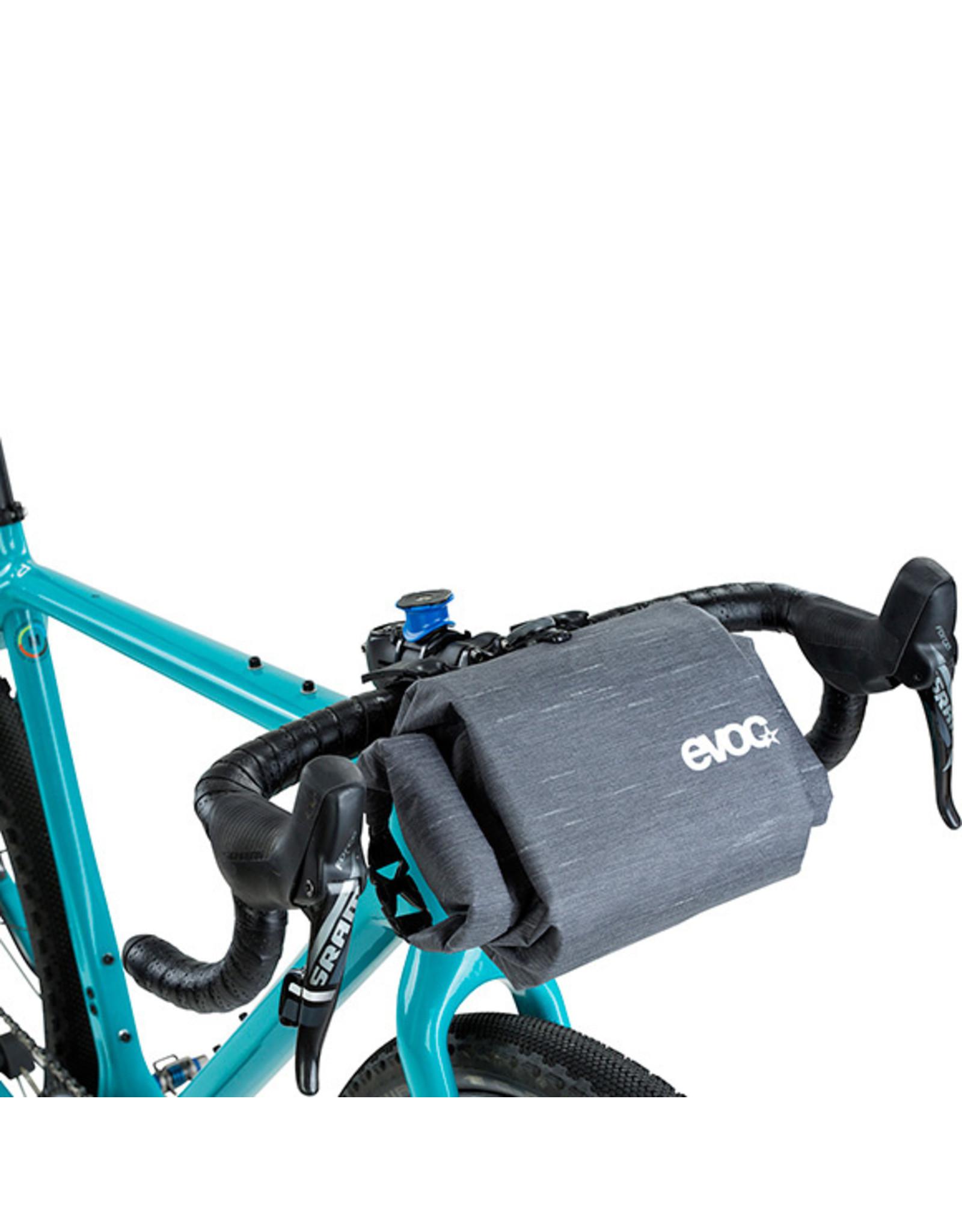 evoc EVOC, Handlebar Pack Boa L, Handlebar Bag, 5L, Grey