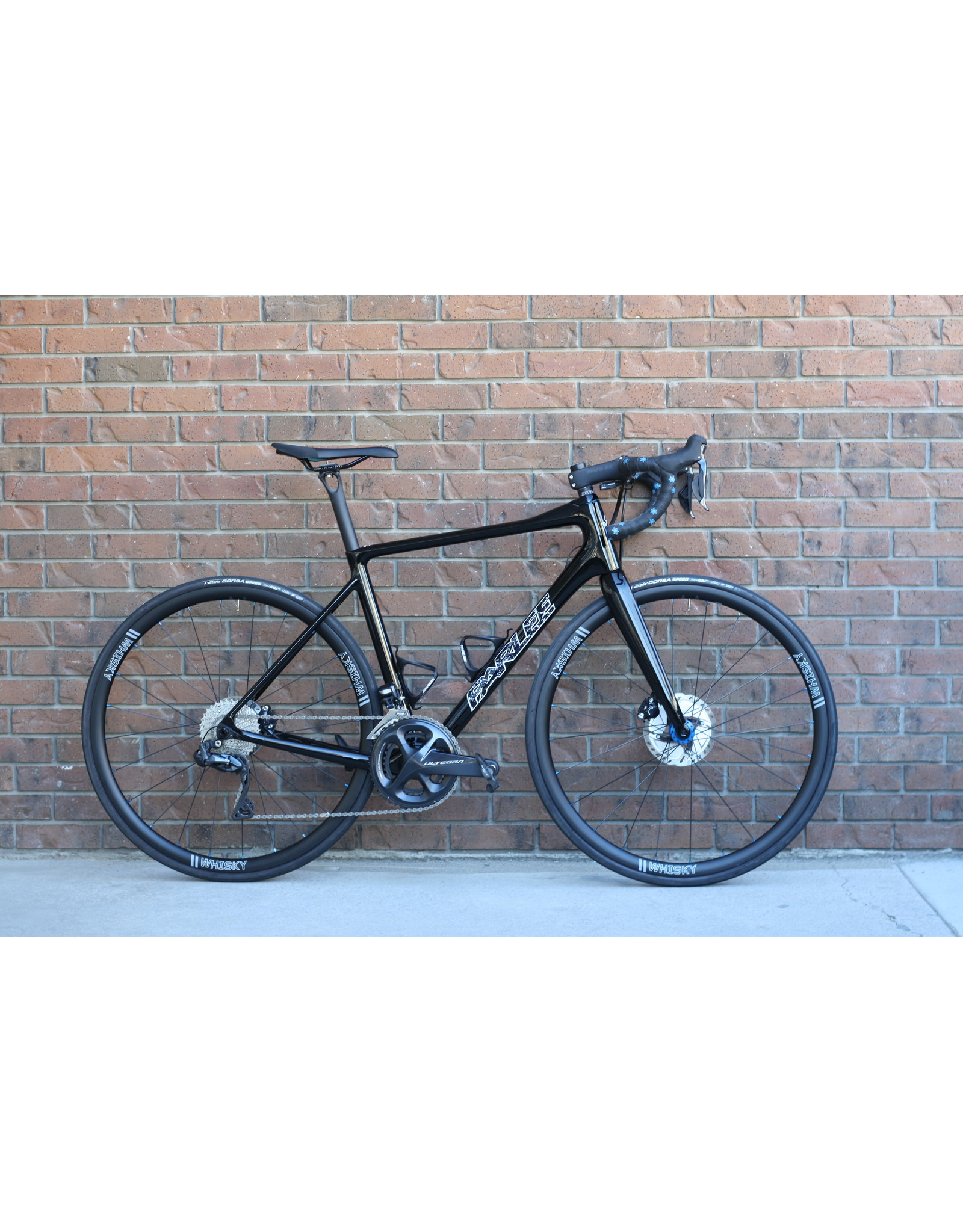 Parlee Parlee Altum Disc LE Frameset (headset, handlebar, stem, & seatpost included)