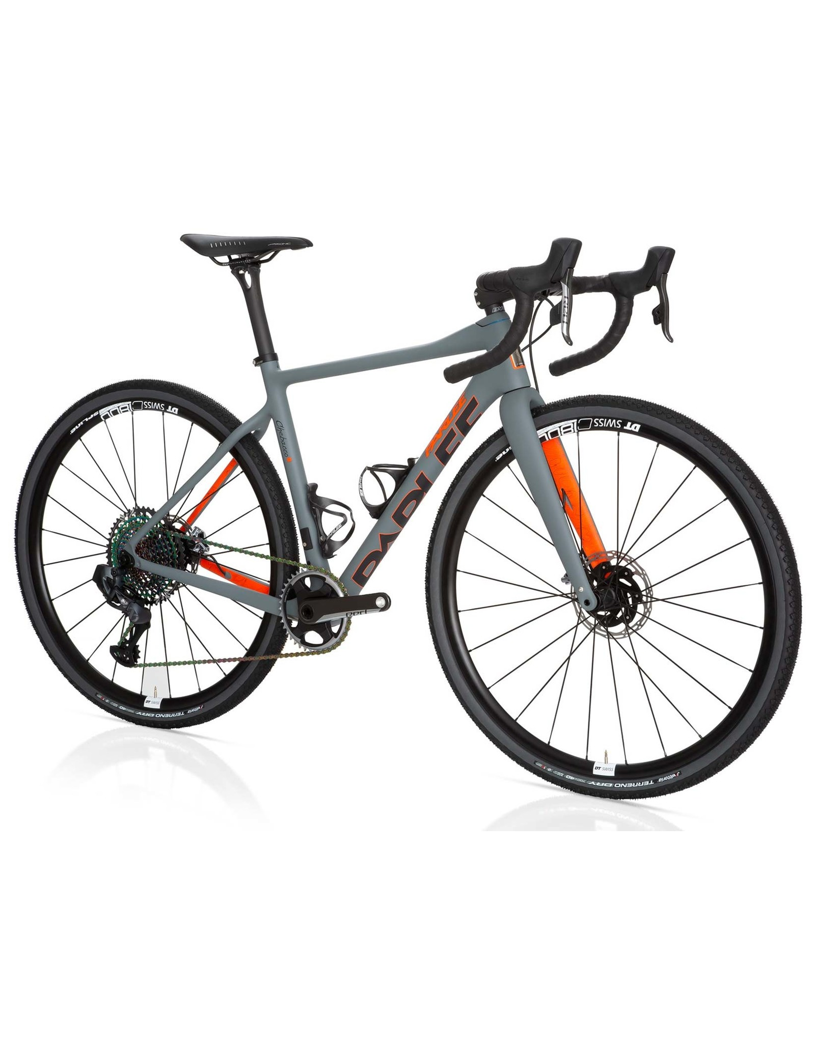 Parlee Parlee Checbacco LE Frameset (headset, handlebar, stem, & seatpost included)